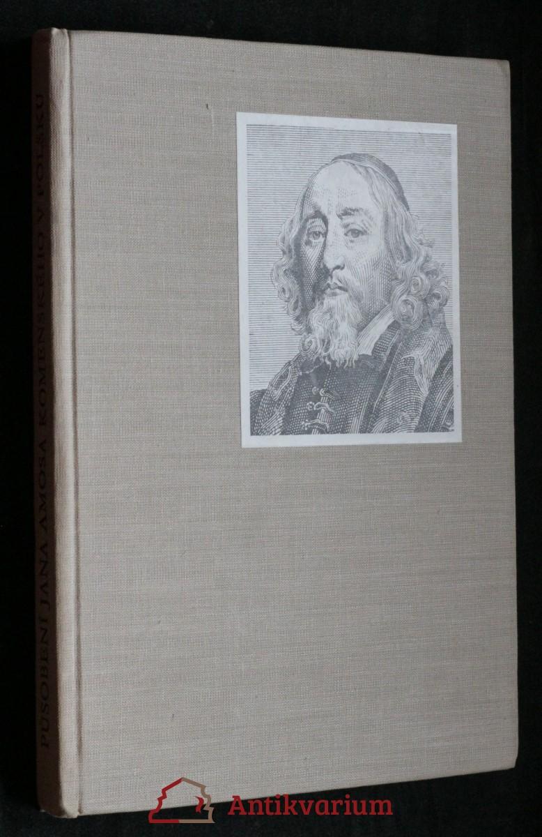 antikvární kniha Působení Jana Amosa Komenského v Polsku, 1960