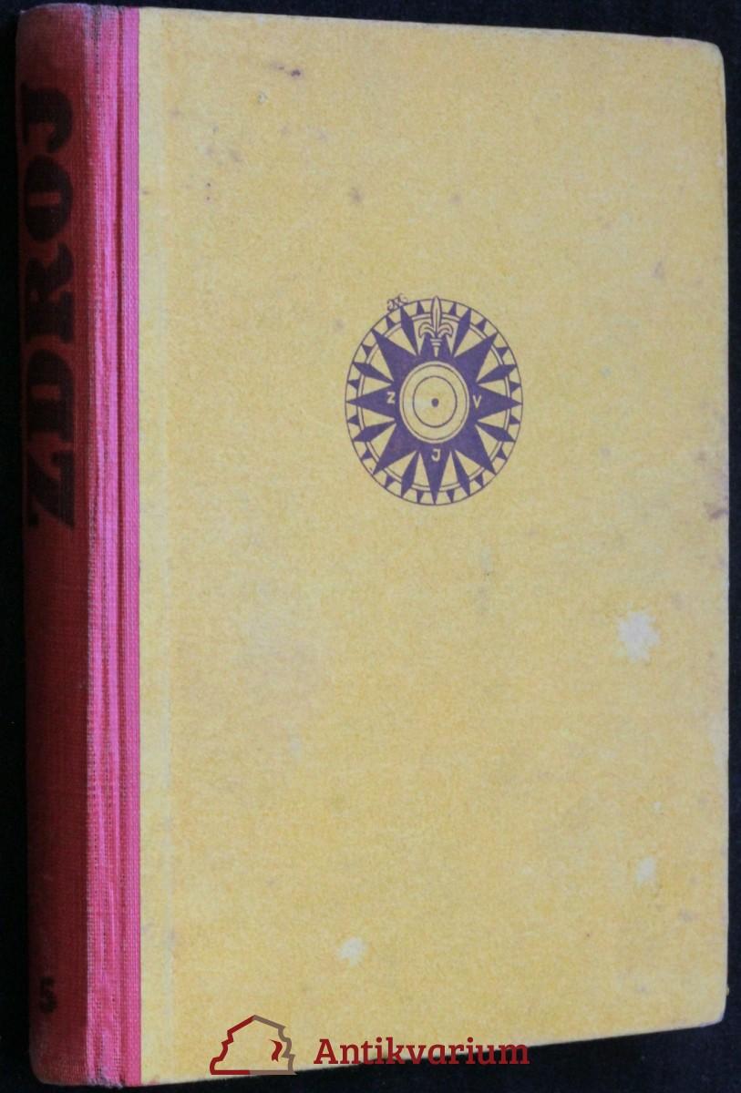 antikvární kniha Světový zdroj zábavy a poučení,