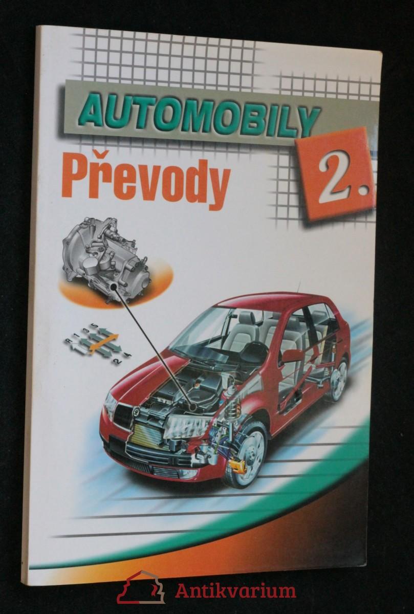 antikvární kniha Automobily 2, převody , 2004