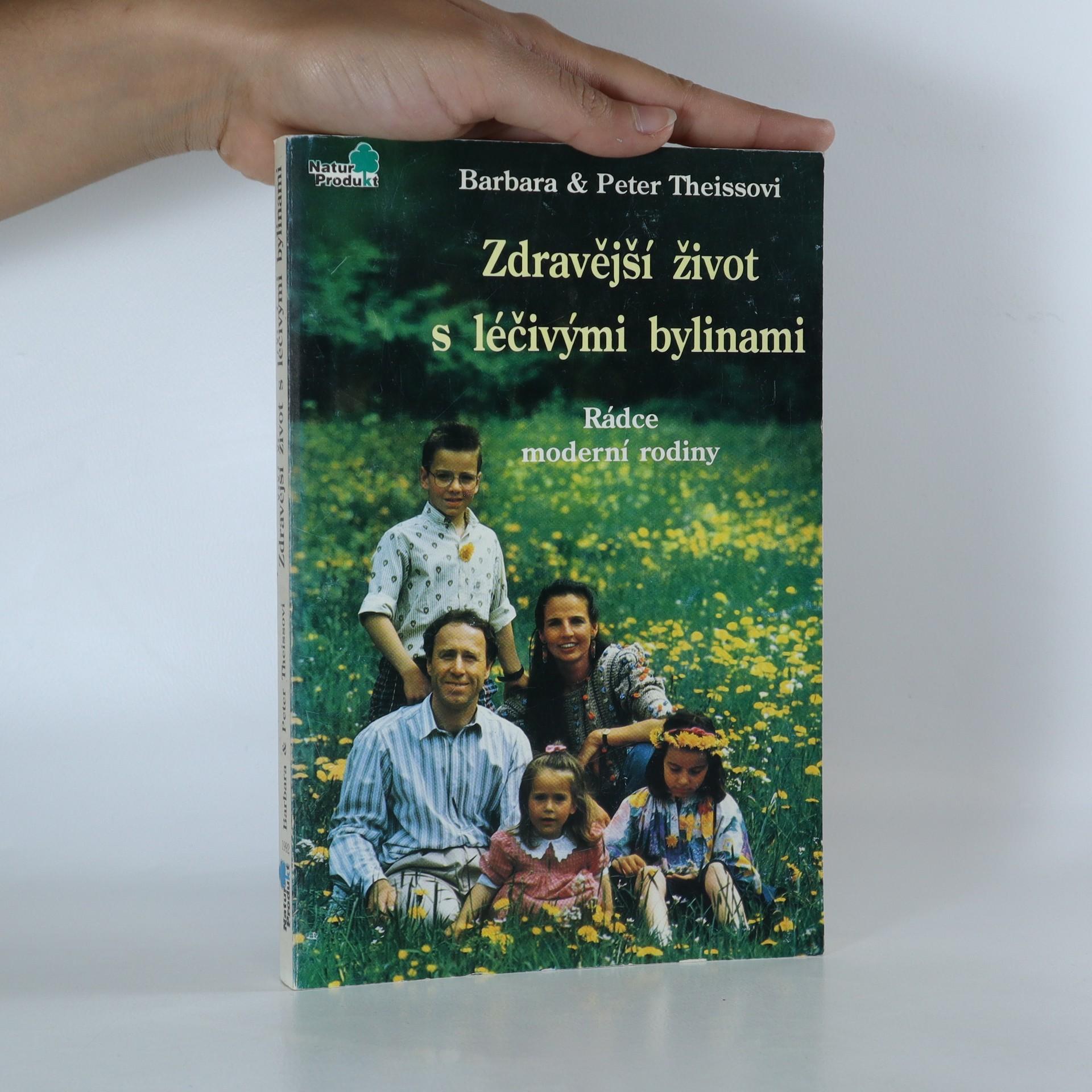 antikvární kniha Zdravější život s léčivými bylinami , 1992