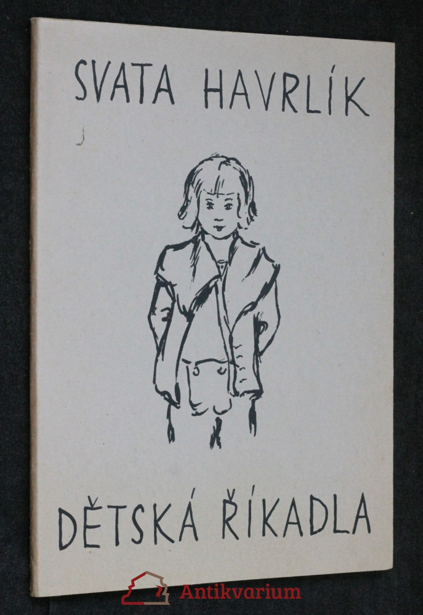 antikvární kniha Dětská říkadla při hrách na honěnou a na schovávačku, 1945