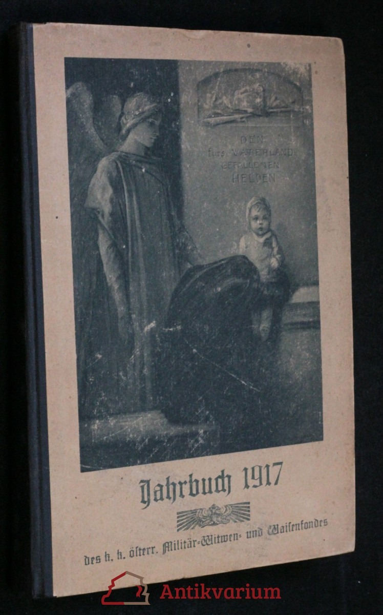 antikvární kniha Jahrbuch 1917, 1917