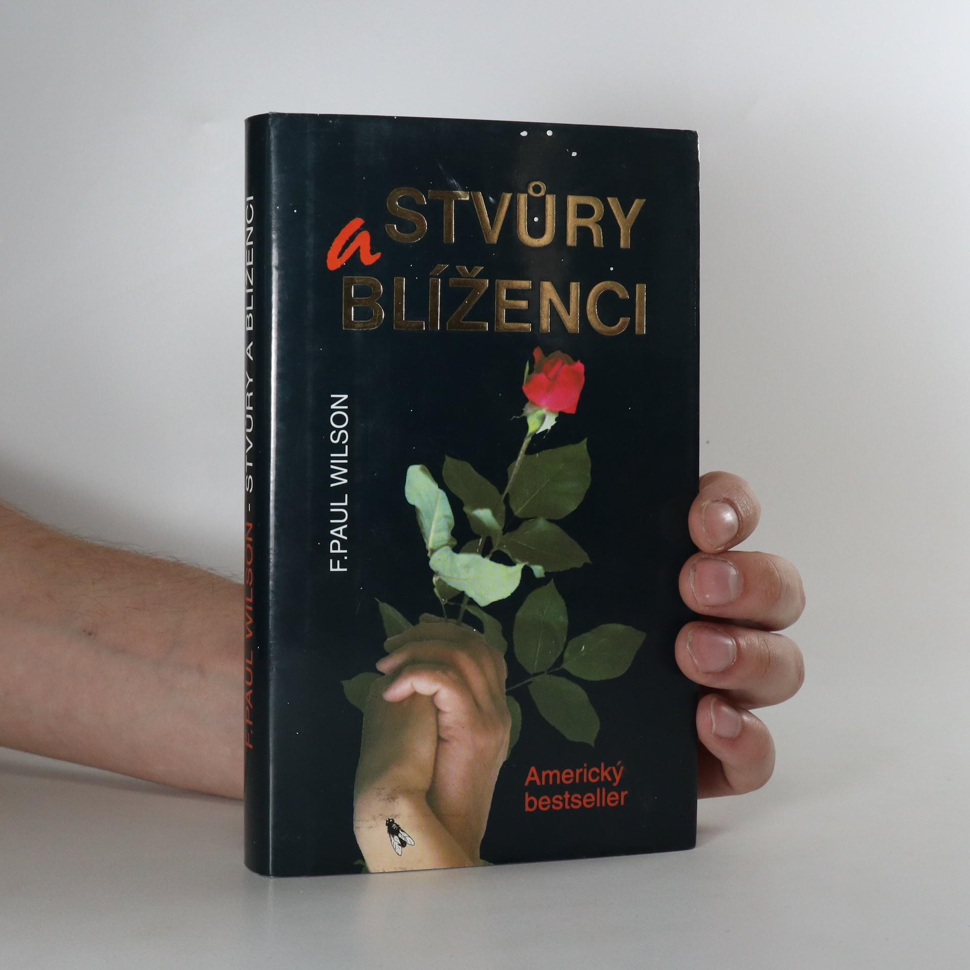 antikvární kniha Stvůry a blíženci, 1993