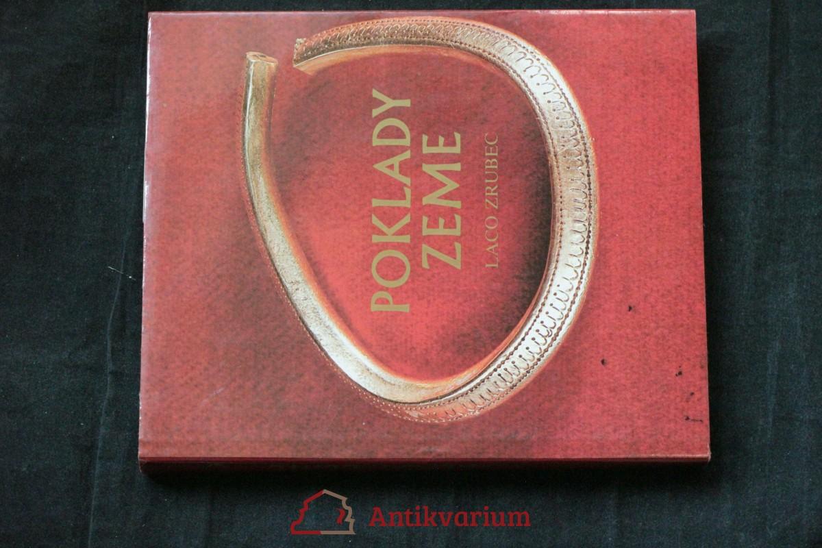 antikvární kniha Poklady Zeme, 1986