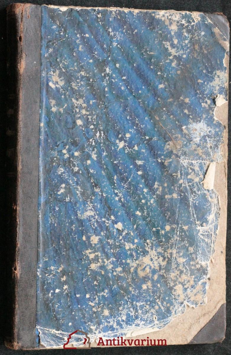 antikvární kniha Všeobecné dějiny, 1874
