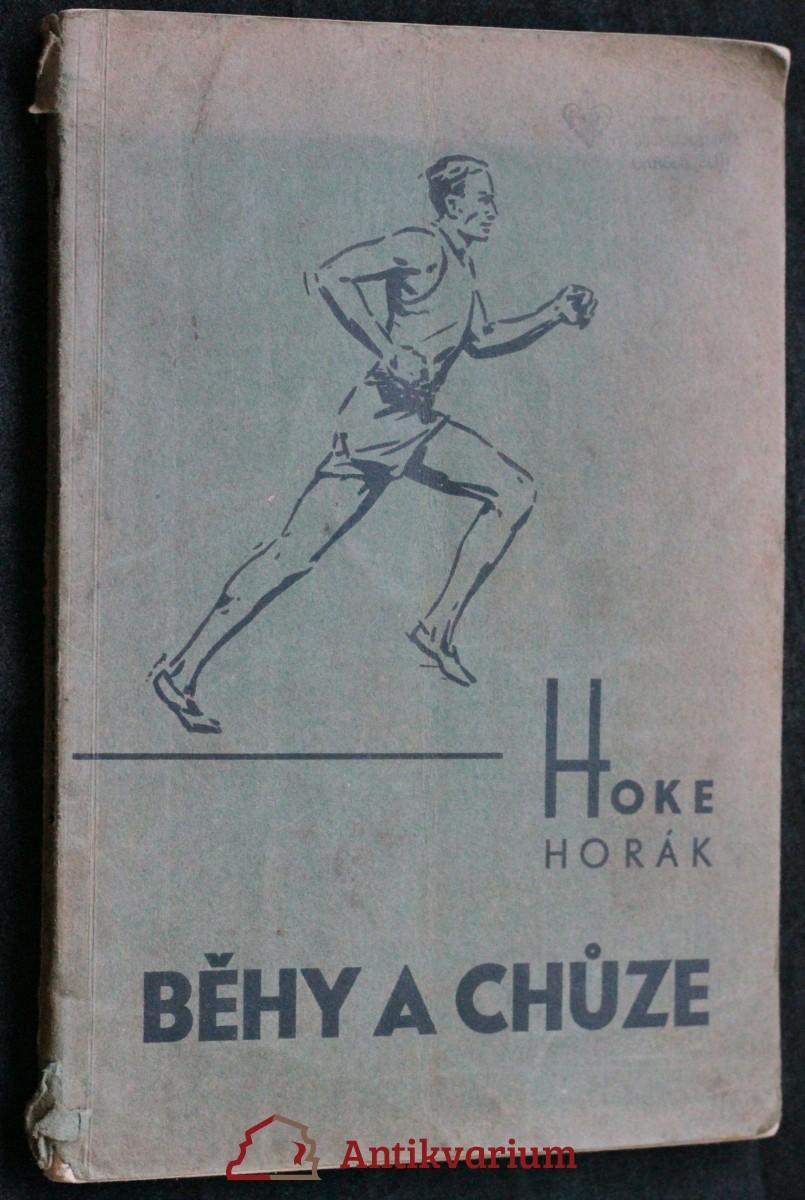antikvární kniha Běhy a chůze, neuveden