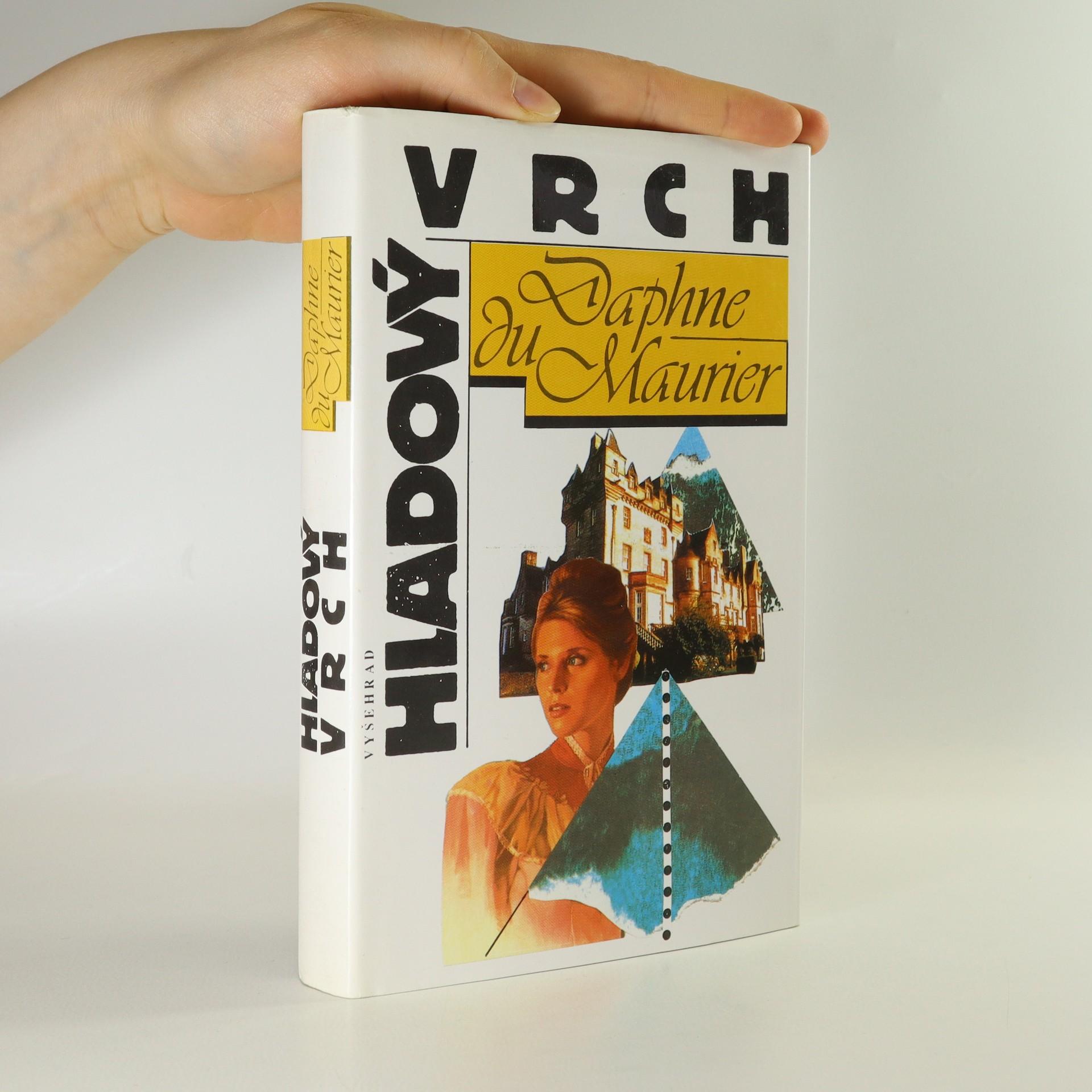 antikvární kniha Hladový vrch, 1993