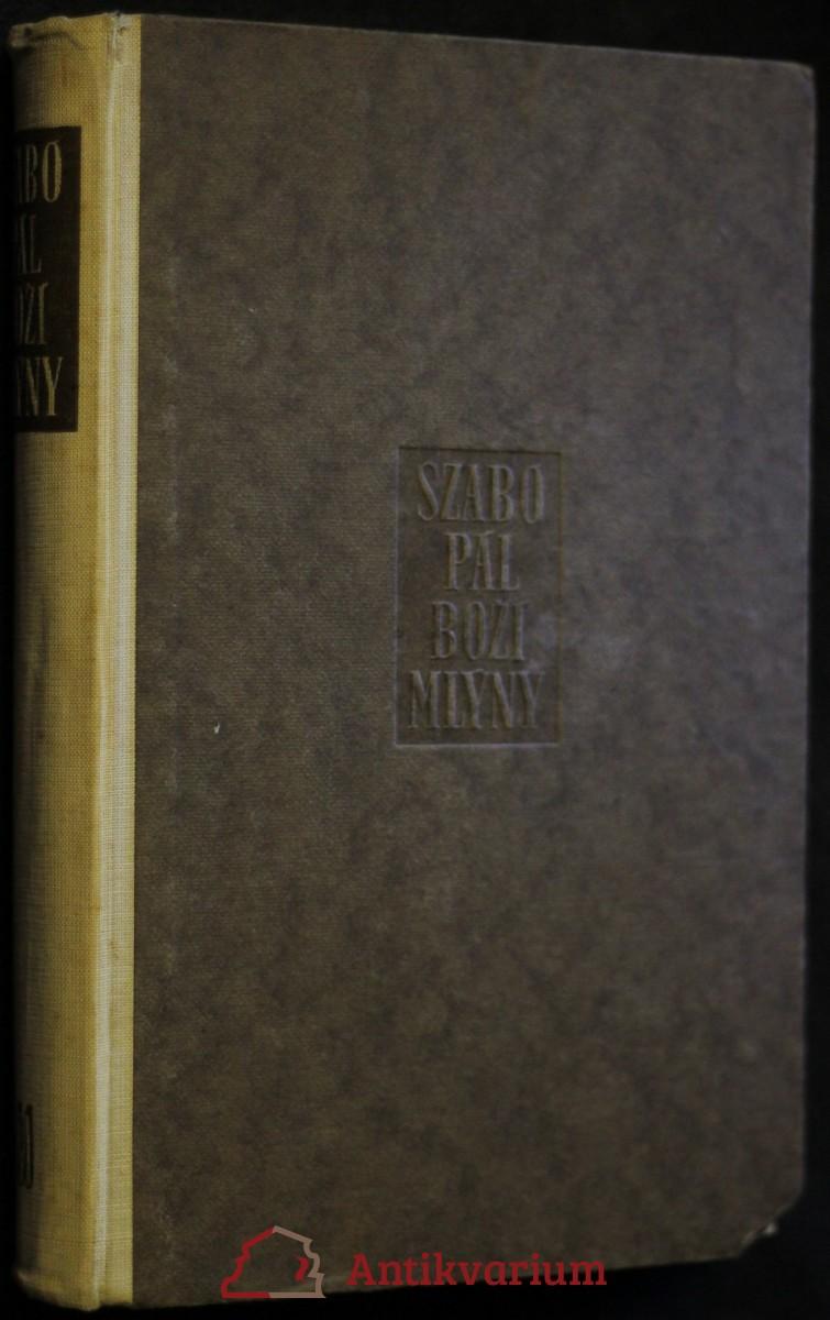 antikvární kniha Boží mlýny, 1950
