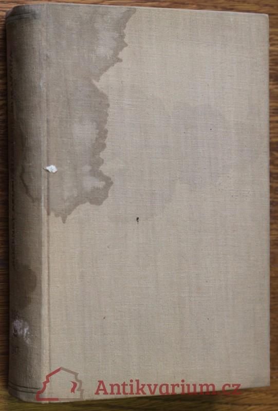 antikvární kniha Ročenka Kroměřížského moravana, 1896