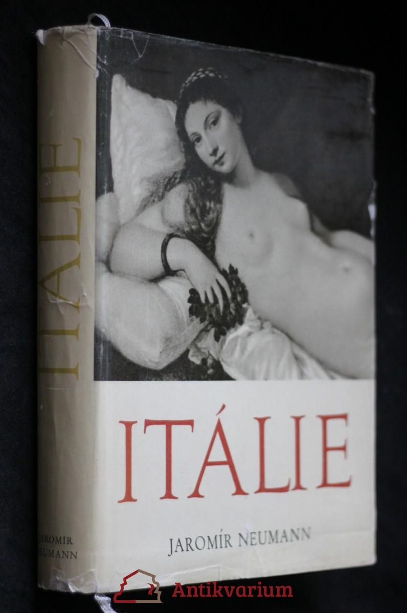 antikvární kniha Itálie : z cesty za uměním, 1959