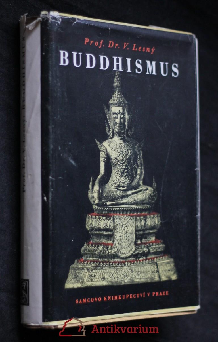 antikvární kniha Buddhismus, 1948