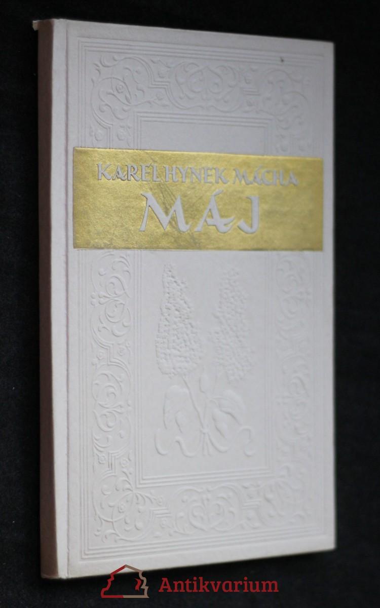 antikvární kniha Máj , 1941