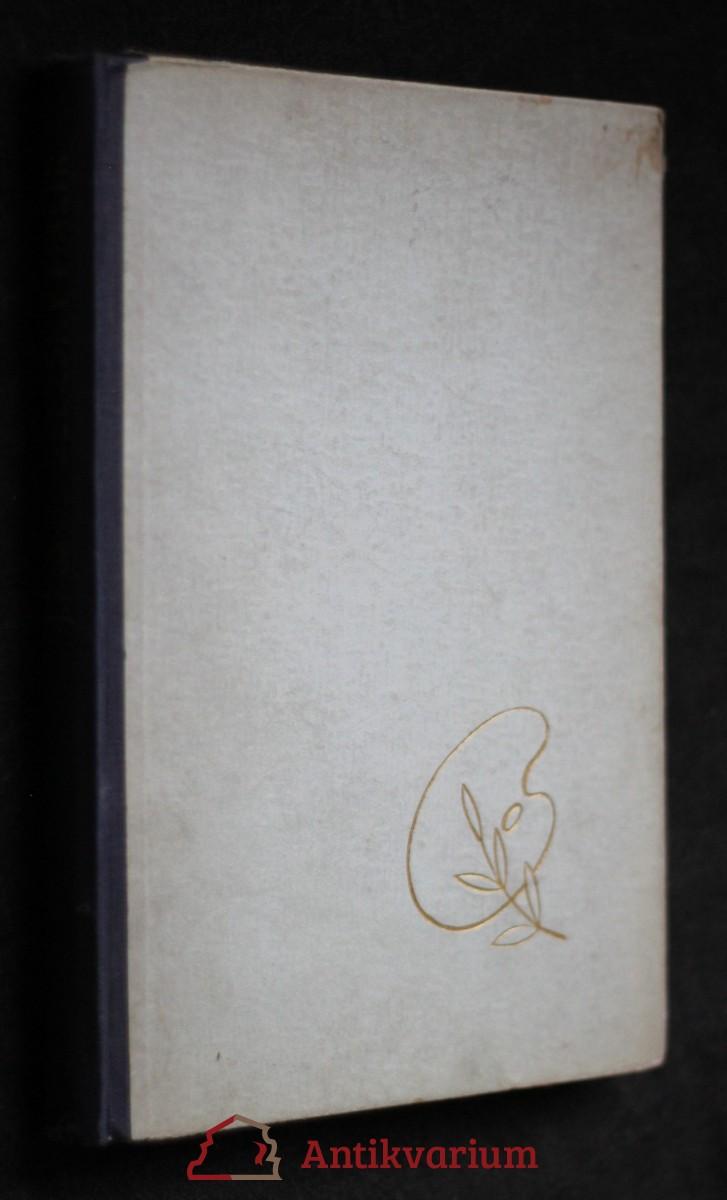 antikvární kniha Slezský malíř : Rozpravy o životě a díle Valentina Držkovice, 1948
