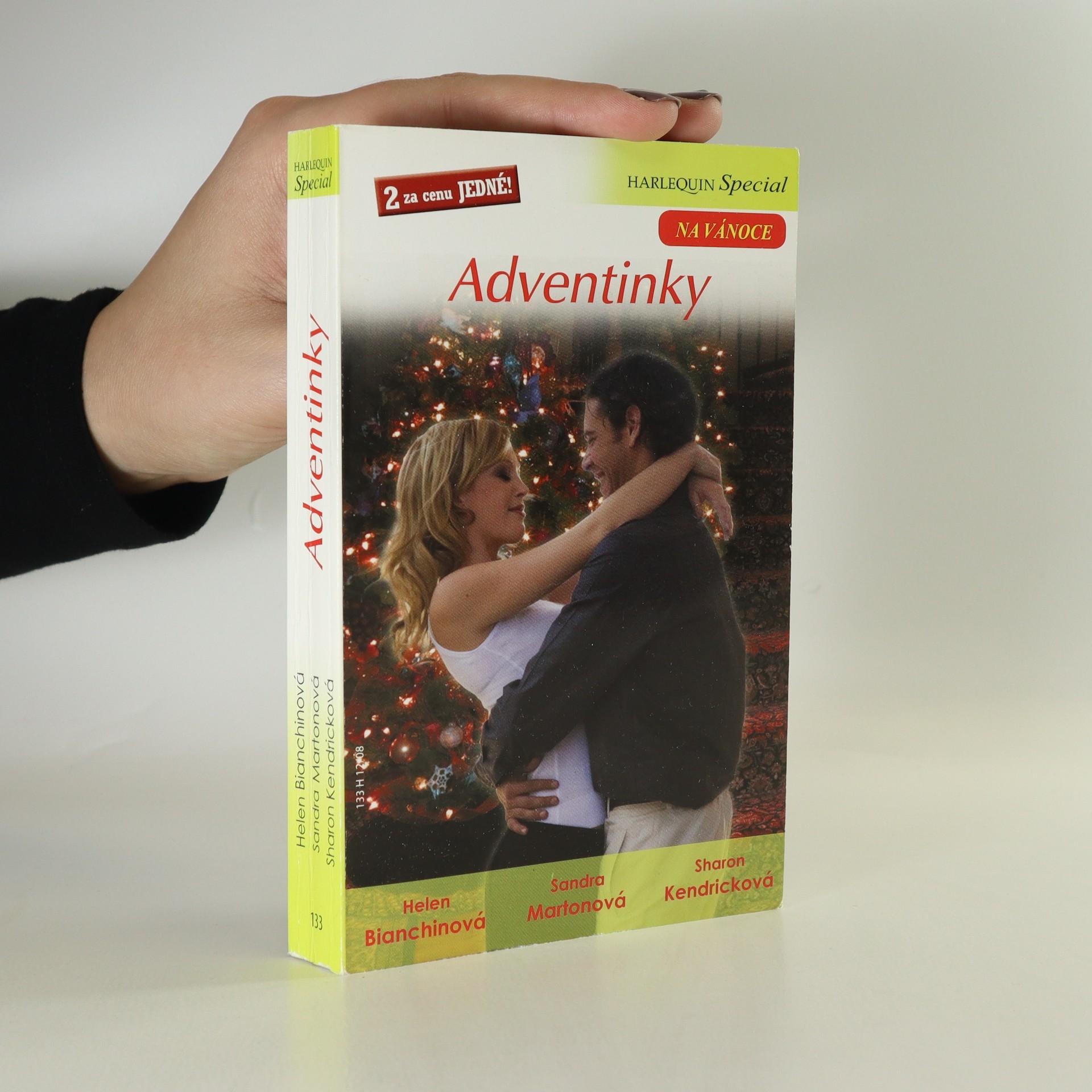 antikvární kniha Adventinky, neuveden