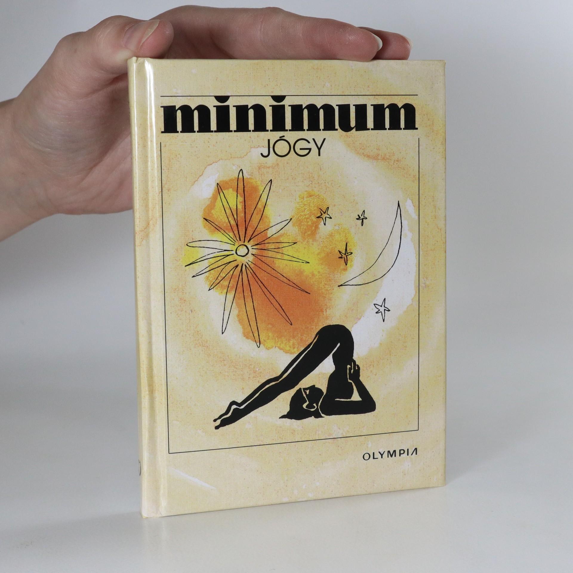 antikvární kniha Minimum jógy, 1998
