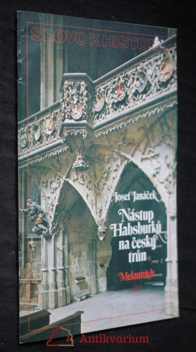Nástup Habsburků na český trůn, č. 5