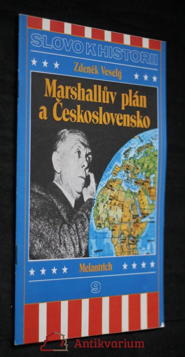 Marshallův plán a Československo, č. 9