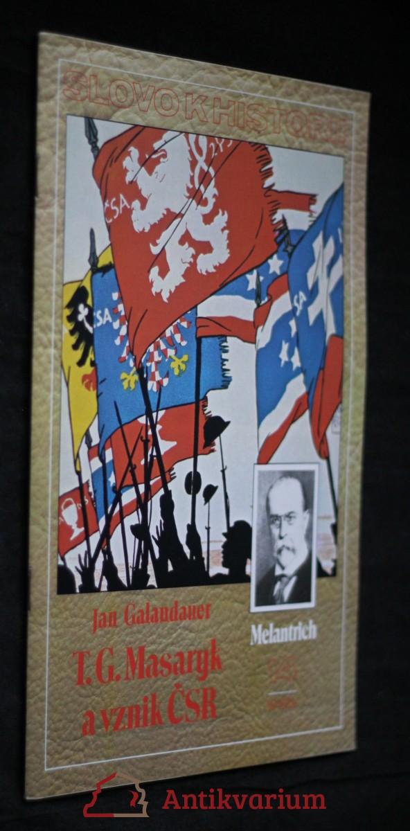 T.G. Masaryk a vznik ČSR, č. 14