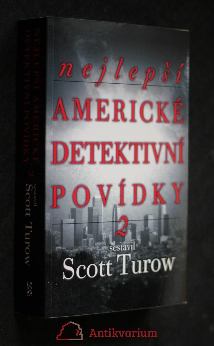 Nejlepší americké detektivní povídky 2