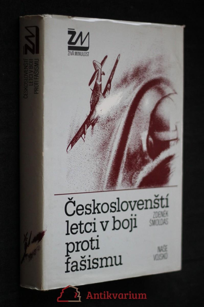Českoslovenští letci v boji proti fašismu
