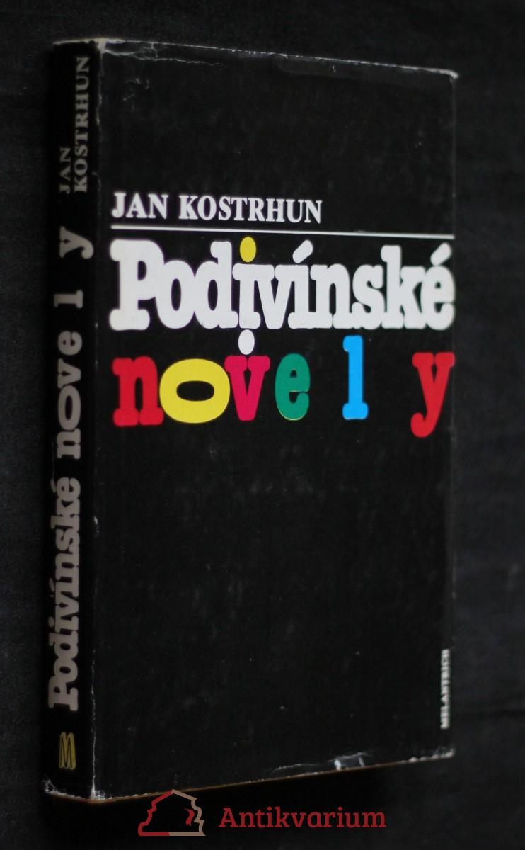 Podivínské novely