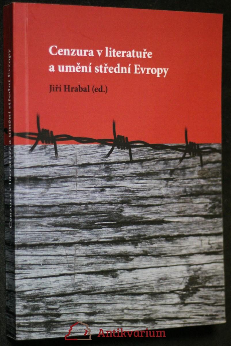 antikvární kniha Cenzura v literatuře a umění střední Evropy, 2014