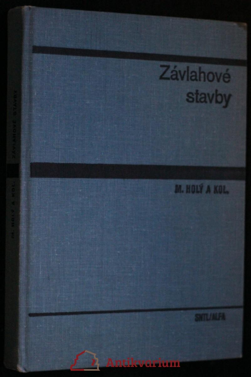 antikvární kniha Závlahové stavby : učebnice pro stavební fak., 1976