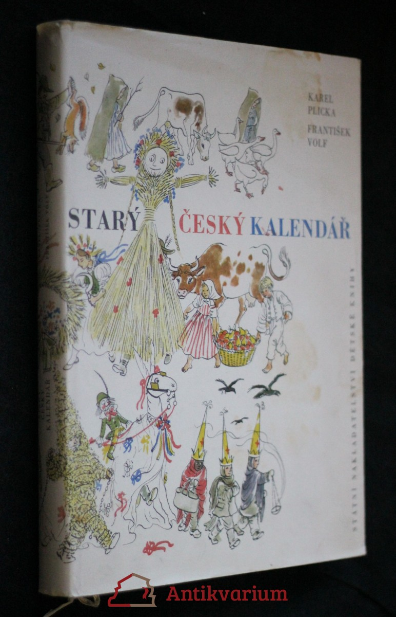 Starý český kalendář