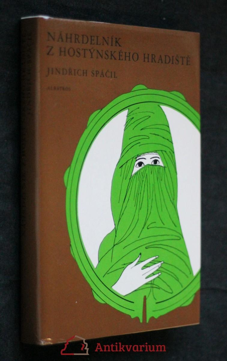 Náhrdelník z Hostýnského hradiště : románová skladba z minulých časů : pro čtenáře od 11 let