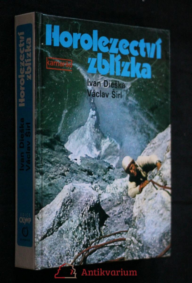 Horolezectví zblízka