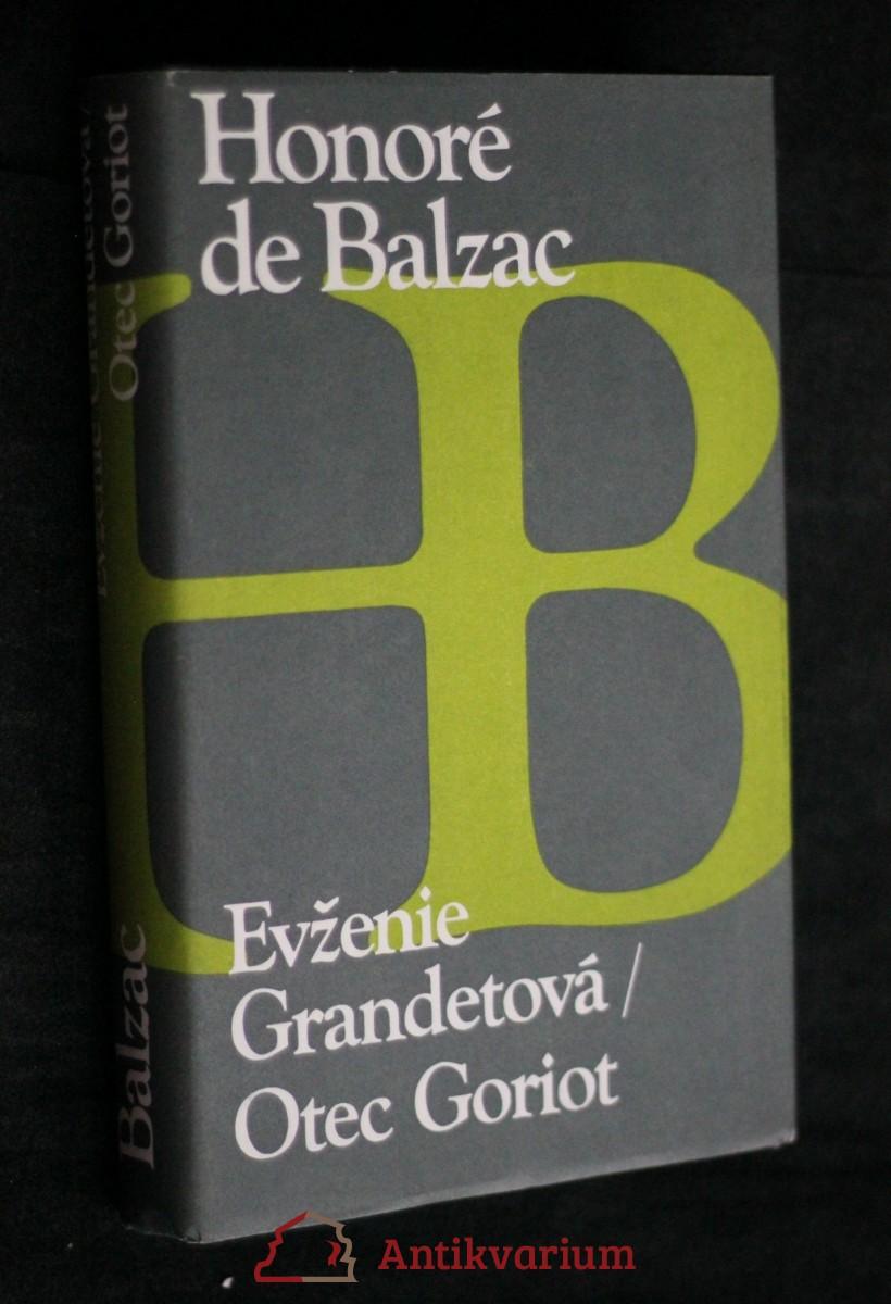 Evženie Grandetová ; Otec Goriot