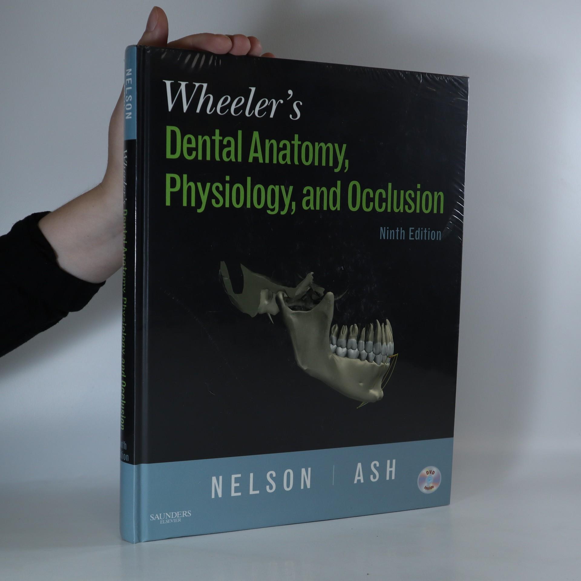antikvární kniha Wheeler's dental anatomy, physiology, and occlusion, 2010