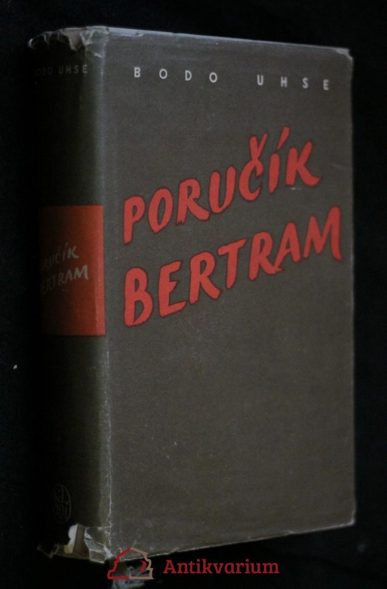 Poručík Bertram