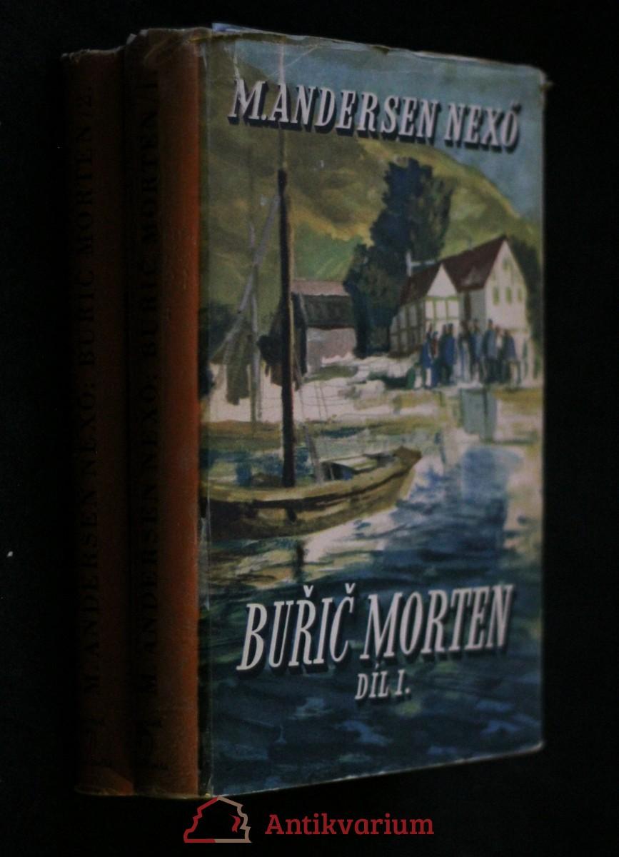 Buřič Morten. 1.-2. díl