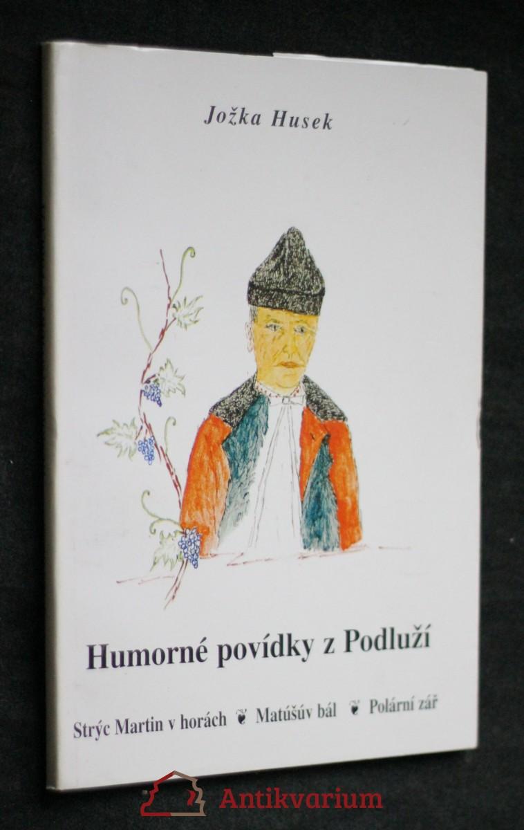 antikvární kniha Humorné povídky z Podluží , 1995