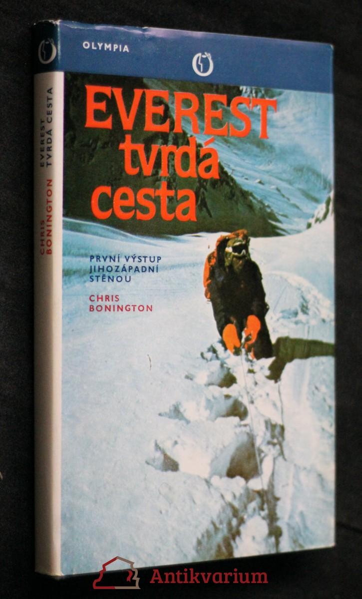 Everest - tvrdá cesta : první výstup jihozápadní stěnou