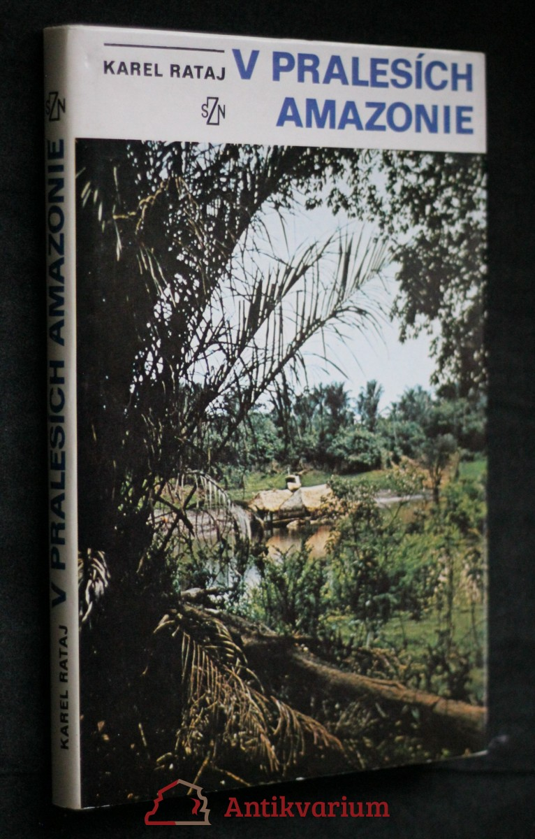 V pralesích Amazonie