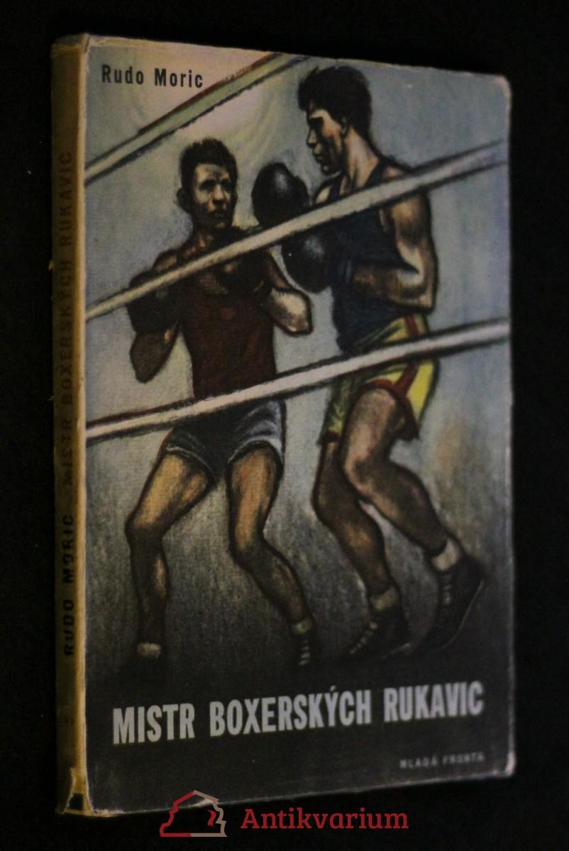 Mistr boxerských rukavic