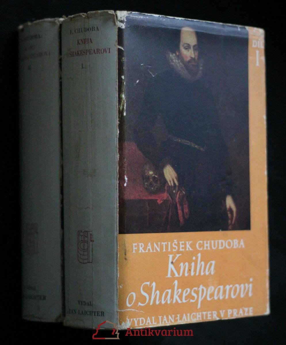 Kniha o Shakespearovi. 1.-2. díl