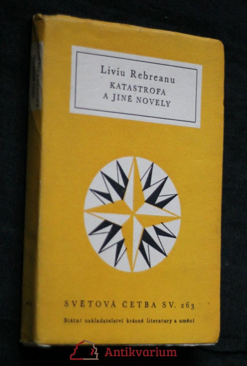 Katastrofa a jiné novely