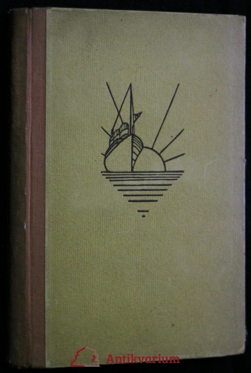 antikvární kniha Pod jižním sluncem, 1941