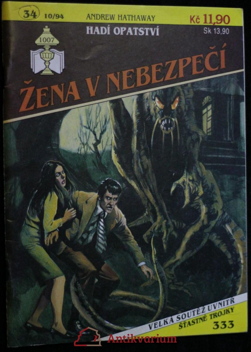 antikvární kniha Hadí opatství, 1994