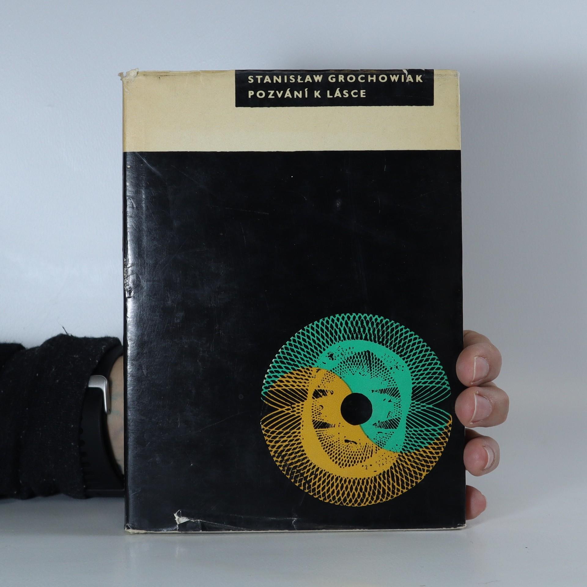 antikvární kniha Pozvání k lásce, 1967