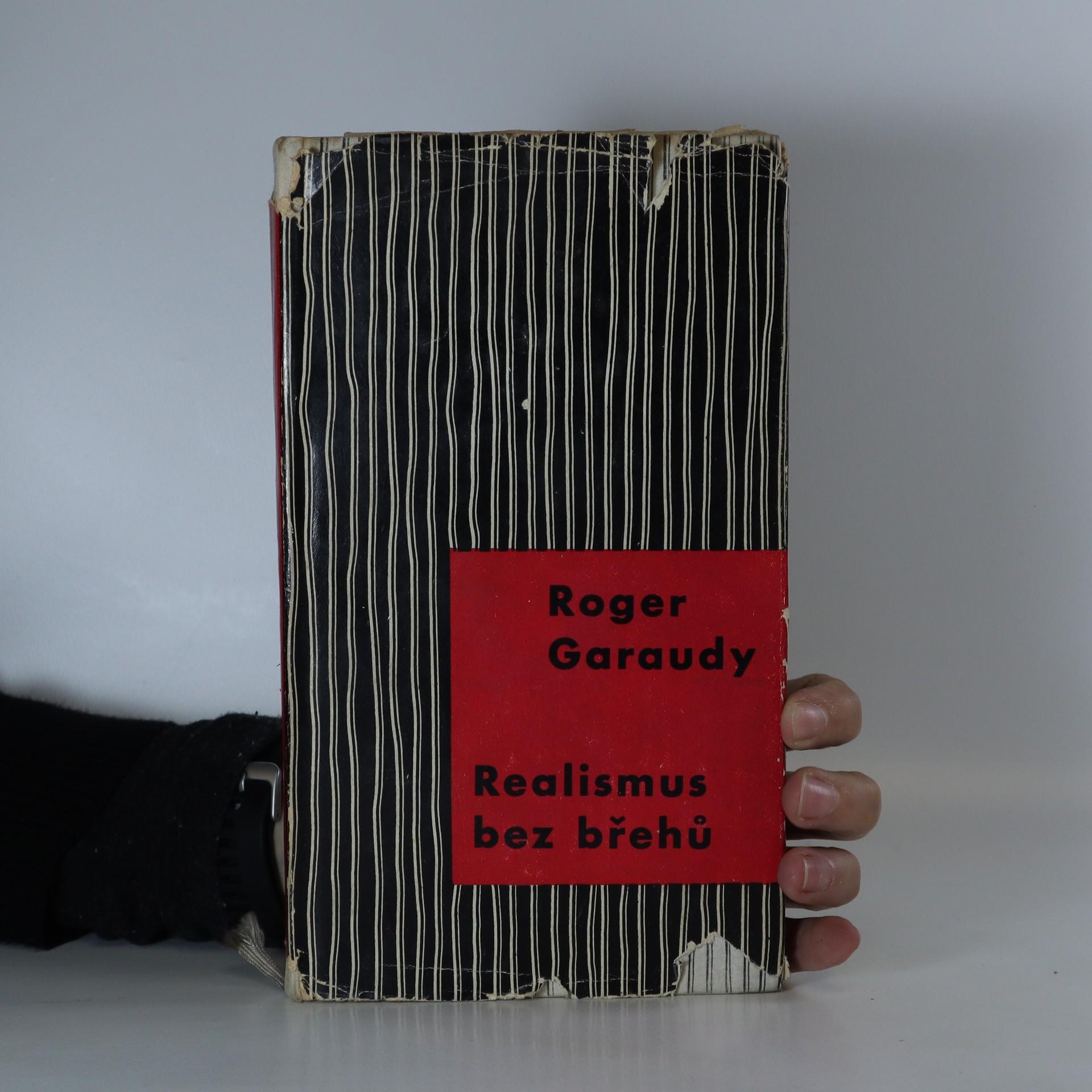 antikvární kniha Realismus bez břehů, 1965
