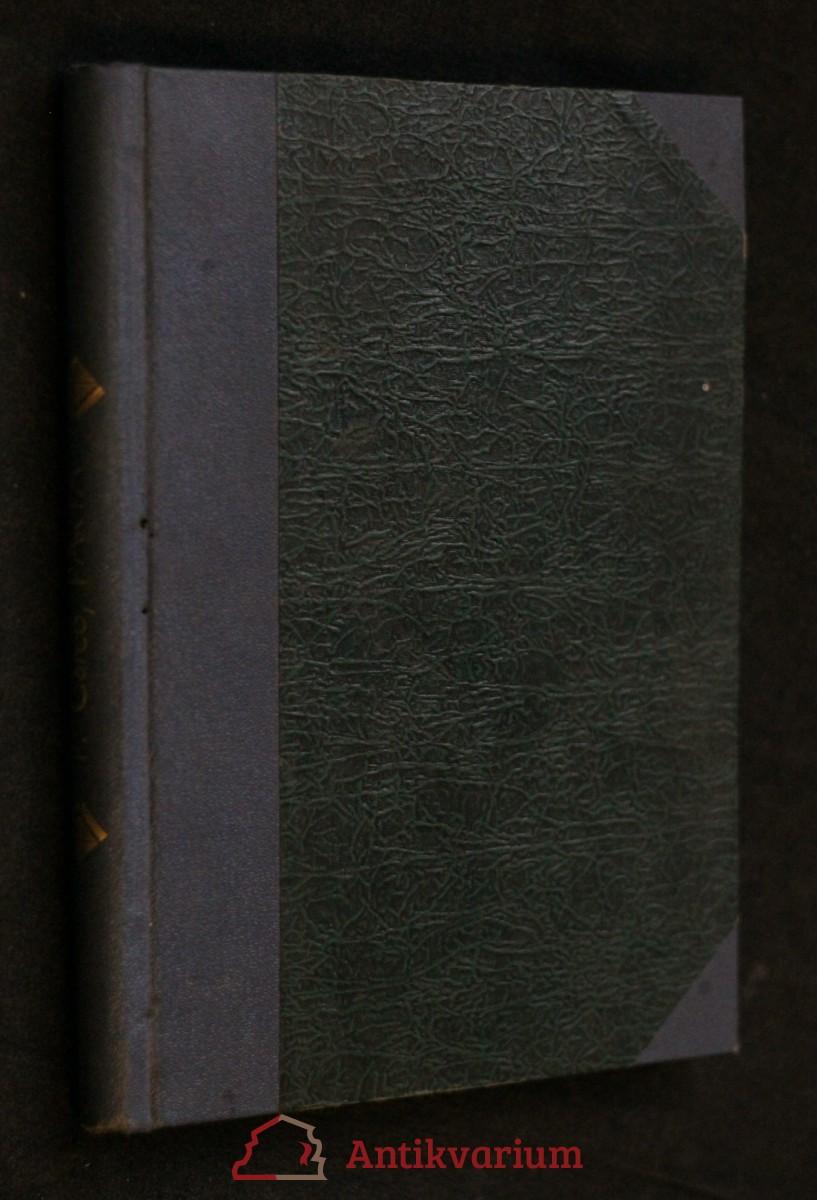 antikvární kniha Parta , 1925