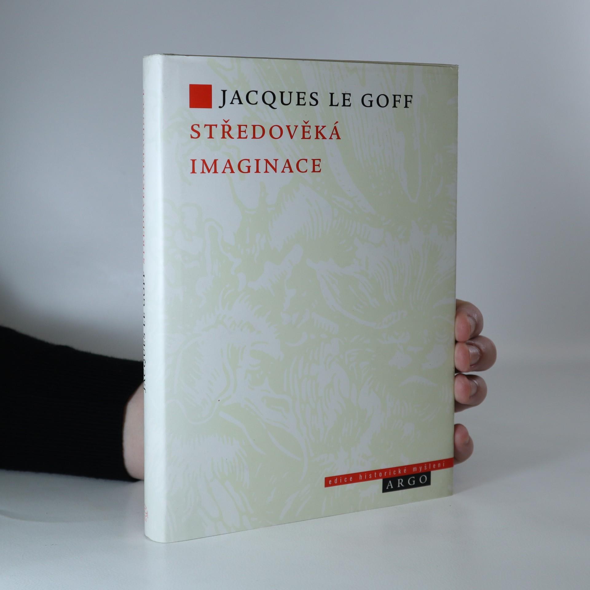 antikvární kniha Středověká imaginace, 1998