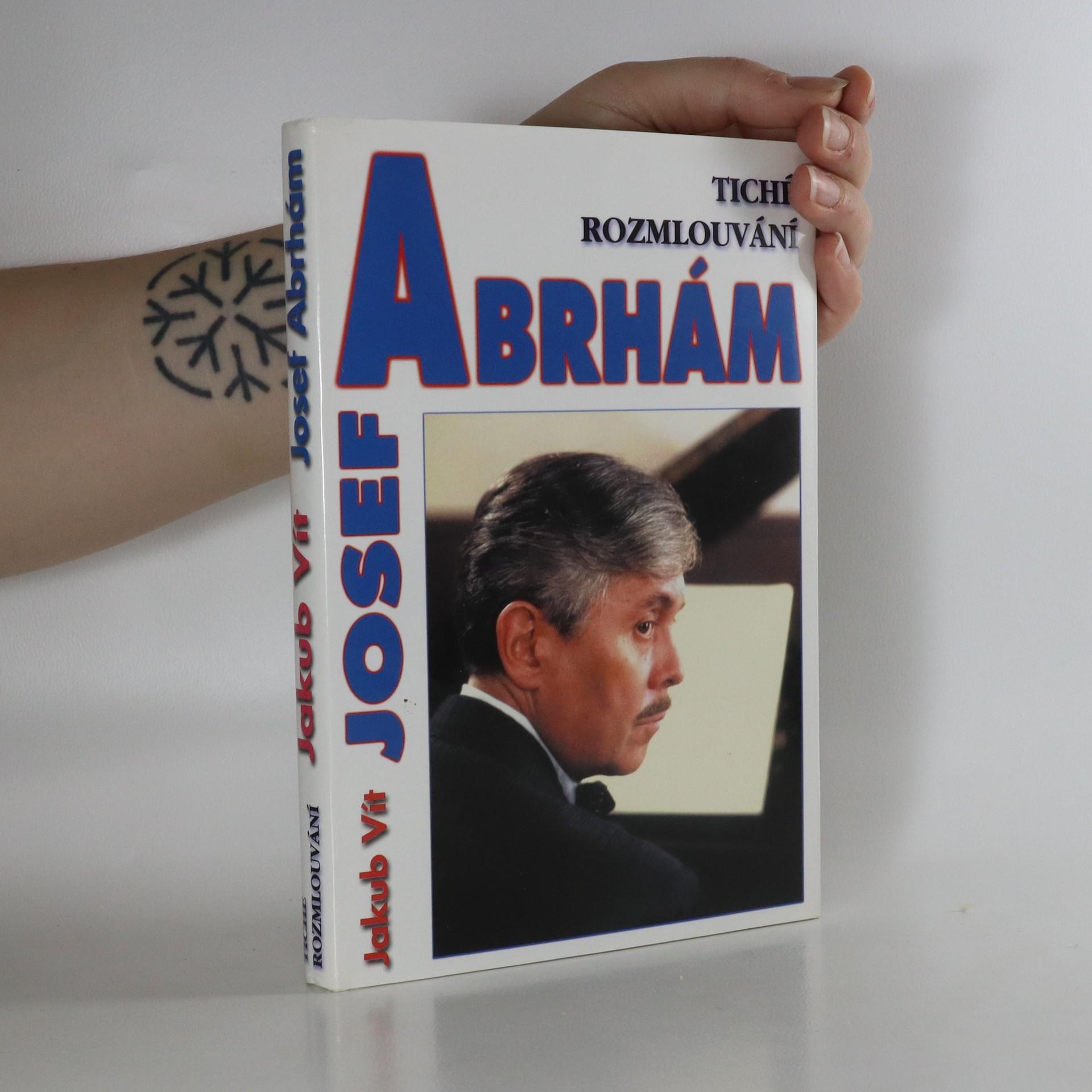 antikvární kniha Josef Abrhám, 1998
