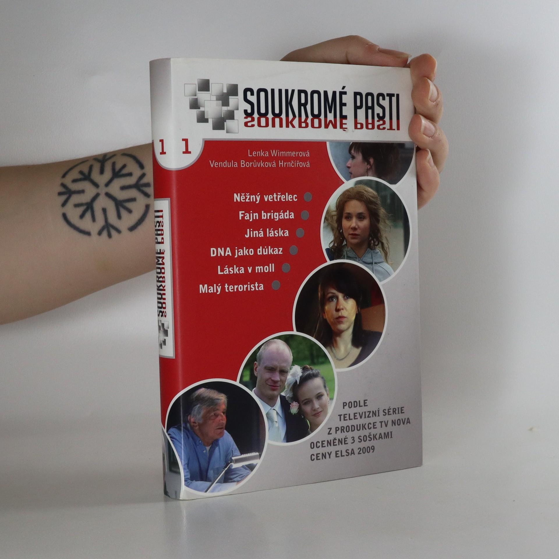 antikvární kniha Soukromé pasti, 2010