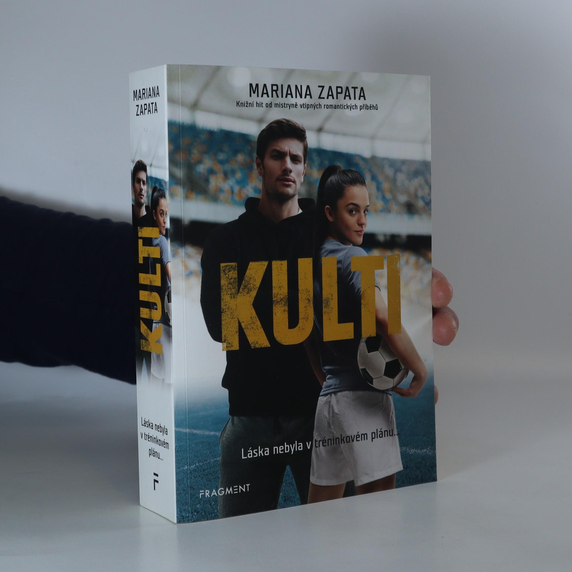 antikvární kniha Kulti, 2019