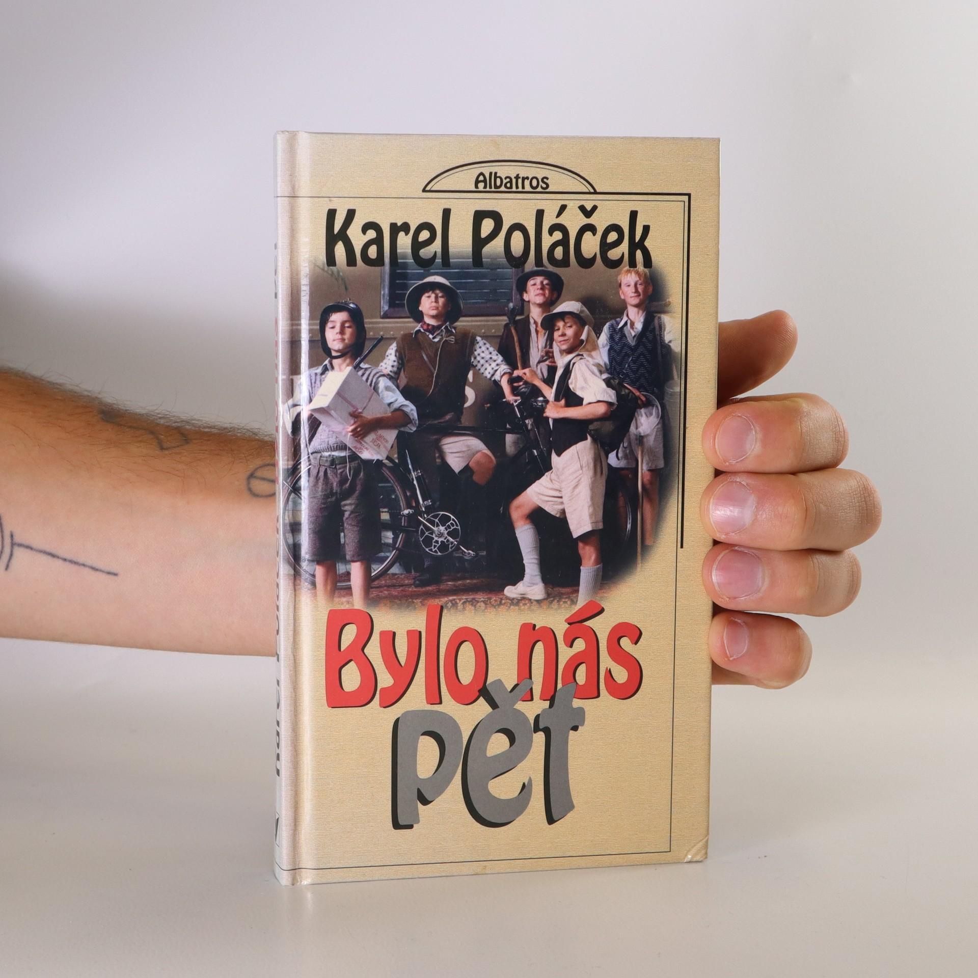 antikvární kniha Bylo nás pět, 2003